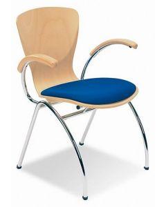 BINGO wood ARM SEAT PLUS
