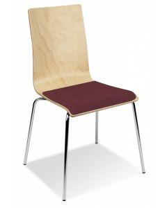 krzesło CAFE VII SEAT PLUS (LATTE)