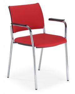 krzesło INTRATA VISITOR V-31 FL NA ARM
