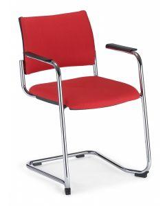 krzesło INTRATA VISITOR V-31 CF NA ARM