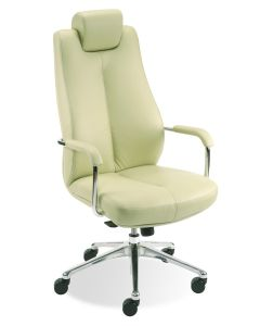 fotel SONAT LUX HRUA steel28 chrome
