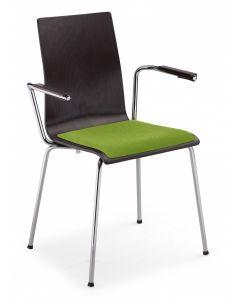 krzesło CAFE VII ARM SEAT PLUS (LATTE)