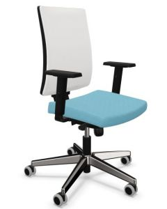 krzesło Navigo Mesh Plus BL