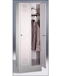 Szafa ubraniowa dwusegmentowa 180x61x50 cm