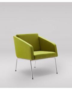fotel FIN z podłokietnikami
