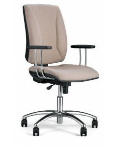 krzesło QUATRO GTP25I steel04 chrome