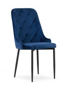 krzesło Capri granat 4 sztuki