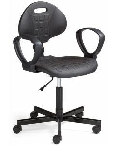 krzesło NARGO GTP2 steel26 (NEGRO)