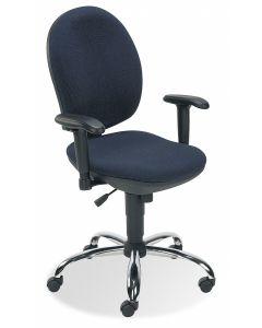 krzesło MIND R2E steel02 chrome