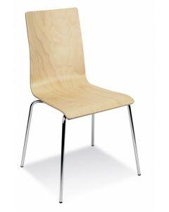 krzesło CAFE VII (LATTE) (wysyłka 48h)