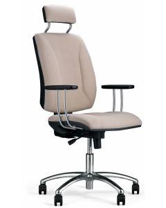 krzesło QUATRO HRU GTP25I steel04 chrome