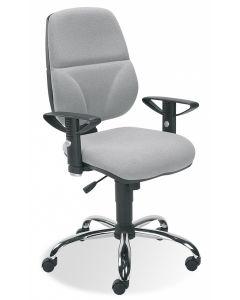 krzesło INSPIRE R10 steel02 chrome