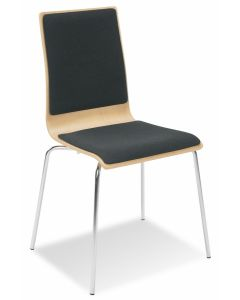 krzesło CAFE VII PLUS (LATTE)