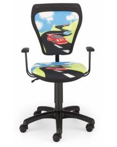 krzesło CARTOONS LINE GTP ts22 (MINISTYLE) auta