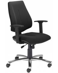 krzesło GEM R26S steel04 chrome