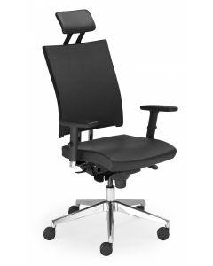 Krzesło @-MOTION U HRU z zagłówiem