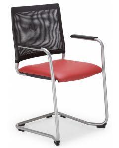 krzesło INTRATA VISITOR V-32 CF NA ARM