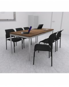 Zestaw: krzesło Bit 570H, stół Simple 180x80