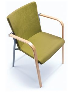 krzesło KALA 670H wood