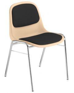 Krzesło BETA niebieskie