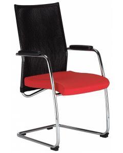 Krzesło @-MOTION CFP LUX CHROME
