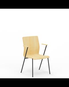 krzesło FEN 4L-ARM