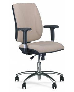 krzesło QUATRO R2C steel04 chrome