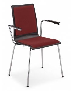 krzesło CAFE VII ARM PLUS (LATTE)