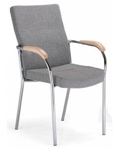 krzesło LOCO II chrome