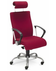 krzesło NEO II HRUA GTP9 steel02 alu
