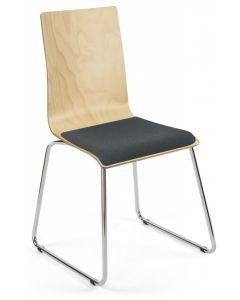 krzesło CAFE VII cfs SEAT PLUS (LATTE)