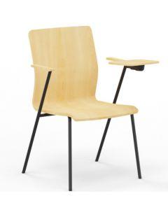 krzesło FEN 4L-ARM-TRA