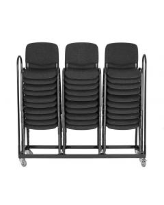 ISO Wózek 3-rzędowy