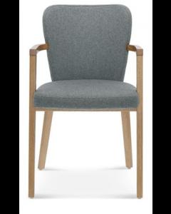 krzesło B-1807 LAVA BUK