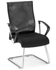 krzesło NEO LUX 4L ARM chrome