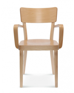 krzesło Solid Dąb B-9449 Fameg