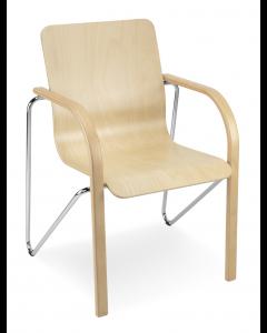 krzesło Salsa 4L ARM WOOD