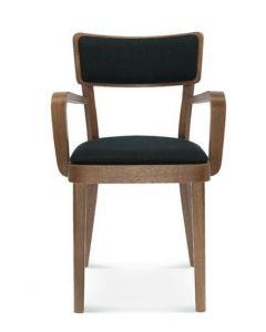 krzesło B-9449/1 solid dąb
