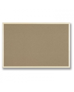 Tablica korkowa w ramie drewnianej TKD177 700x1700 mm
