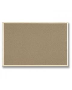 Tablica korkowa w ramie drewnianej TKD126 600x1200 mm