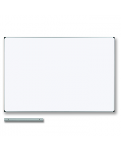 Tablica magnetyczna sucho-ścieralna w ramie aluminiowej TBA 64 400x600 mm