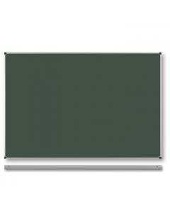 Tablica szkolna zielona do pisania kredą TZA1710 1000x1700 mm