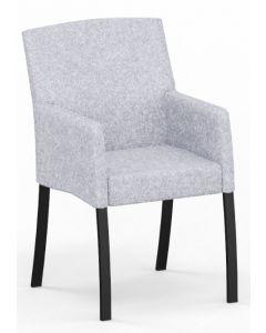 fotel Tutti z wysokim oparciem