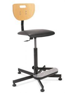 krzesło WEREK steel26 Foot Base