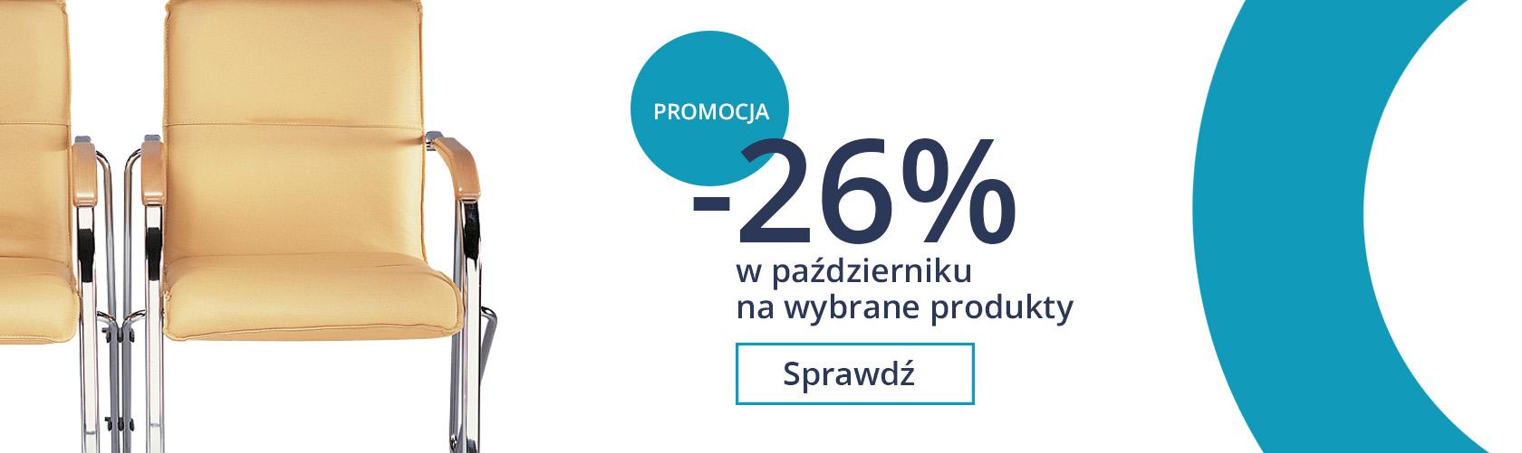 -26% pazdziernik