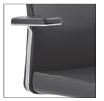 PU- aluminiowe, nakładka na podłokietnik poliuretanowa